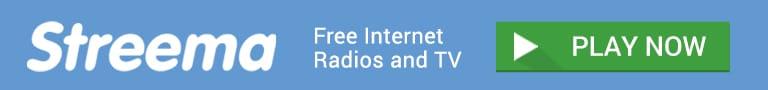 Streema - Estações de rádio online